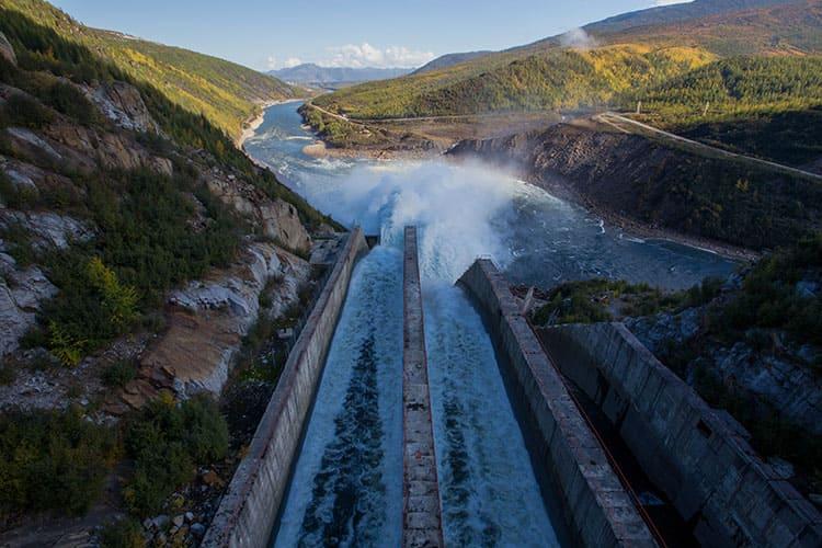 Синегорская ГЭС