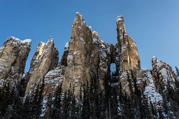 Ленские столбы - памятник природы