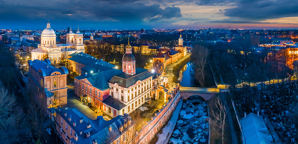Монастырь Александра Невского, Санкт-Петербург