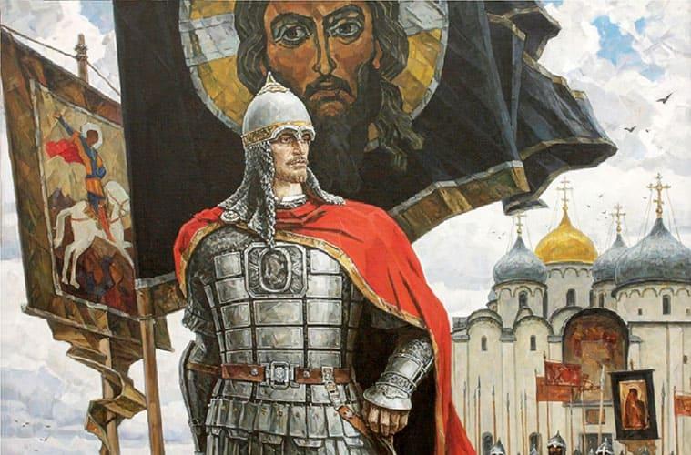 Юрий Пантюхин. Александр Невский